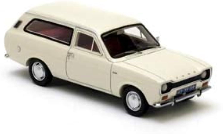 Neo Ford Escort MK1 Turnier (Weiss) 1968-1975 B005VADBE6 Primäre Qualität | Am praktischsten