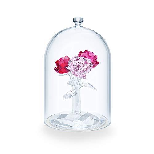 Swarovski Rose Bouquet Figurine