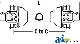 A&I Products Driveline; W/ 1 3/8