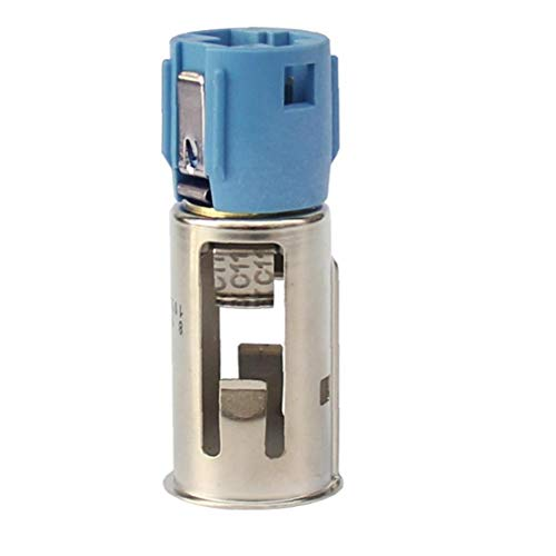 GGOOD Encendedor del Coche Mini Cigarrillo Splitter 4685590 zócalo de la Corriente de Salida del Adaptador de Enchufe Accesorios del Coche para el Coche, Sistema de Encendido