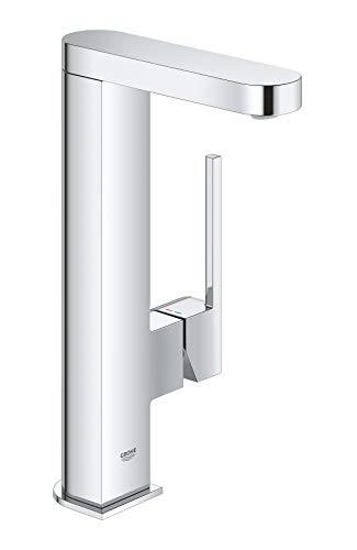 GROHE Plus | Badarmatur- Einhand-Waschtischbatterie | Glatter Körper | chrom | 23958003