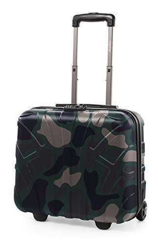 SUITLINE - handbagage hardshell koffer trolley rolkoffer koffer kofferset, 4 wielen, TSA (S, M & L)
