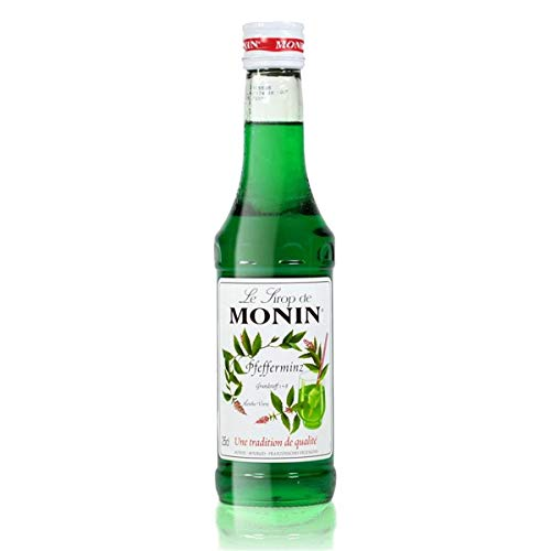 Le Sirop de Monin Pfefferminz Sirup 250ml