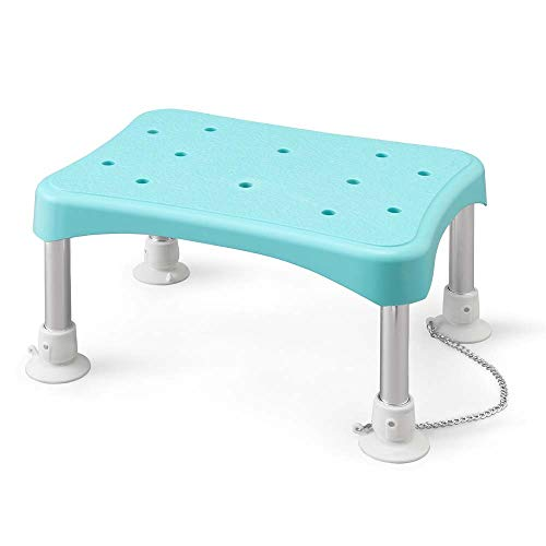 アイリスオーヤマ ステップ&インバスチェア シャワーチェア 風呂椅子 ステップ 多機能 吸盤付き 介護用 介...