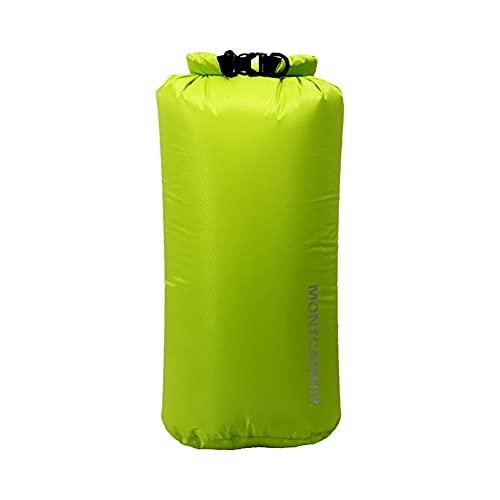 Leezo Bolsa seca impermeable flotante 5L/10L/20L/35L Roll Top Saco mantiene el equipo seco para kayak, rafting, canotaje, natación, camping, senderismo, playa, pesca