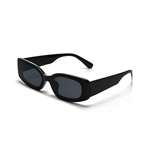 Gafas Deportivas, Pesca Gafas De Golf, Cat Eye Sunglasses Women Fashion Brand Designer Rectangle Sun Glasses Ladies Vintage Candy Color Eyewear Shades as picture Black
