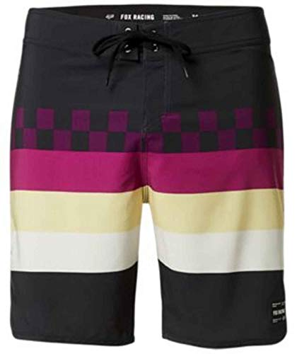 Fox Boardshort Reset Stretch Schwarz Gr. 34