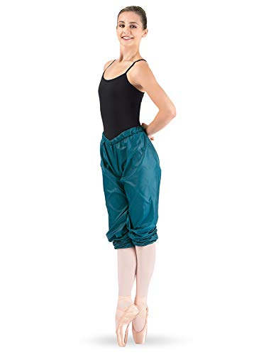 Body Wrappers Ripstop Pants (Deep Teal, X-Small)- 701