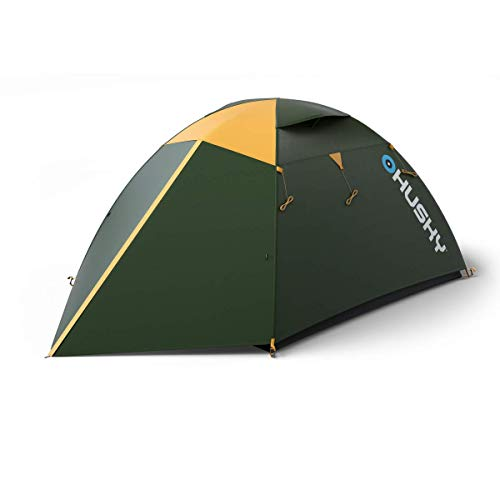 Husky, Tente extérieure Boyard Classique 4 Classique, Vert
