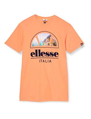 ellesse Herren Chia T-Shirt L Orange