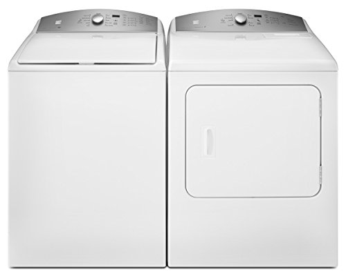 Kenmore 26132 4.8 cu.ft. Top-Load Laundry Triple Action Impeller Clothes Washer, cu. ft, White
