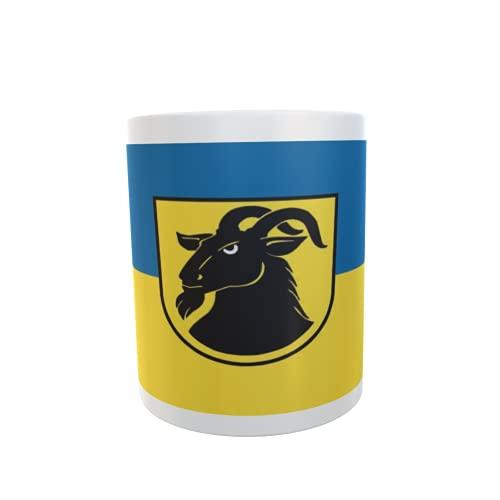 U24 Tasse Kaffeebecher Mug Cup Flagge Beuren bei Nürtingen