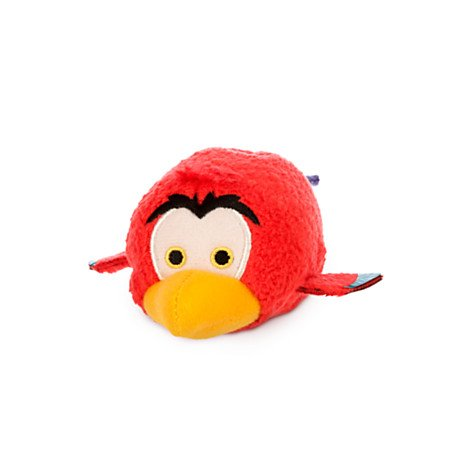 Disney Store Mini 3,5 (S) Tsum Tsum IAGO peluche (Aladdin Collection)