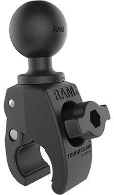 Ram Mounts RAM Tough-Claw with 1.5Inch Dia Ball, RAP-400 (Dia Ball)