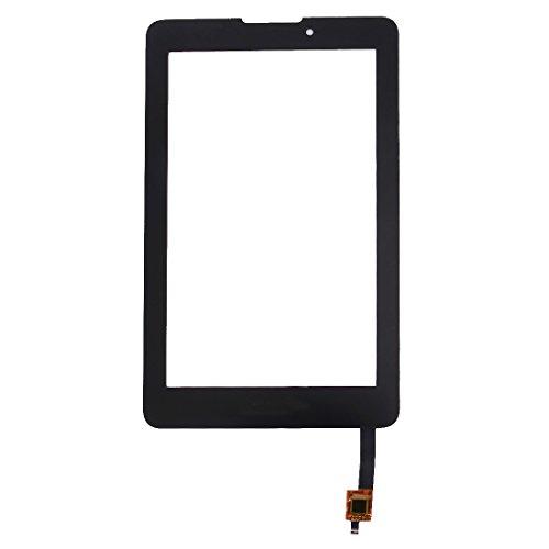 Berührungssensitiver Bildschirm Touch Panel for Acer Iconia Tab 7 A1-713 (Schwarz) (Color : Black)