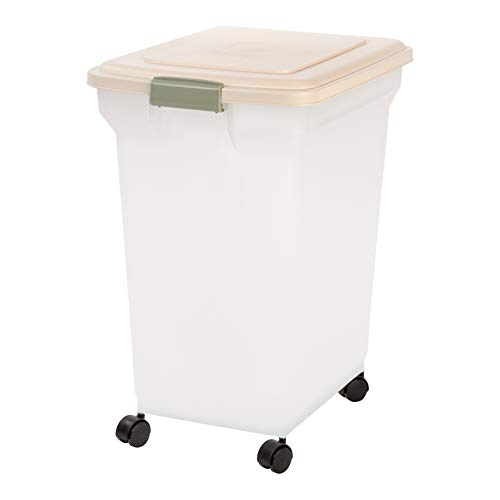 Why Should You Buy IRIS USA 67 quart Airtight Pet Food Container