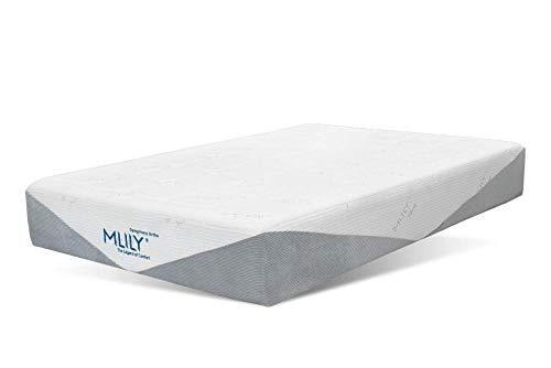 MLILY Symphony Ortho Gel Memory Foam Mattress | UK King 150 x 200cm | 26cm High | Memory Foam & Pocket Springs