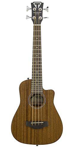 Traveler Guitar 4 String Acoustic Bass Guitar, Right, Mahogany (RMB MH)