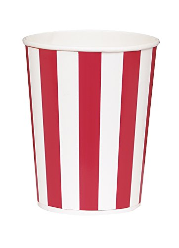 Unique Party 59025 - Small Popcorn Buckets, Pack of 4