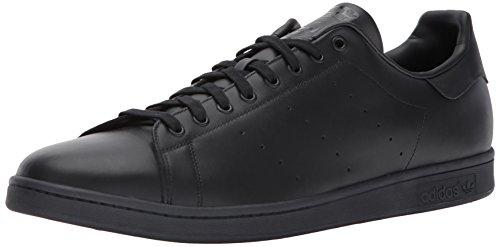 adidas Originals, Stan Smith, Sneakers, Unisex - Adulto, Nero (Core Black), 46 2/3 EU