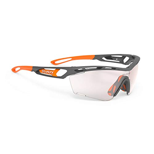 Rudy Project Tralyx Slim Sportbrille - Pyombo mat/ImpactX 2 Red Photochromic