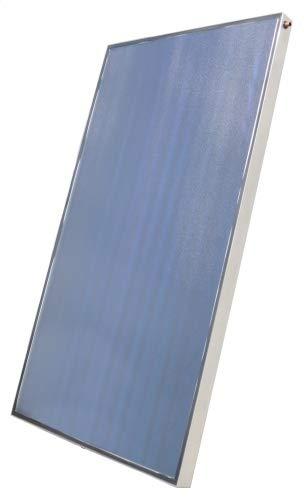 Sunex AMX 2.51 Flachdach Solarpaket, 1-5 Flachkollektoren Solaranlage Warmwasser Größe Solarpaket AMX-FLADA-2
