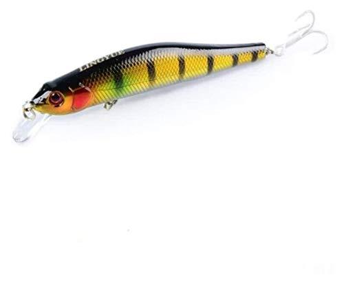 ZKDY 1 unids 11.7g / 10cm Pesca de Pesca Artificial Cebo Duro Pesca Tackle Wobblers Switebait for Lucio bajo Anzuelo (Color : 4)