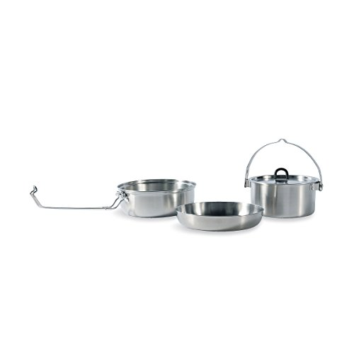 Tatonka Topfset Camp Set, transparent, 17,3 x 8 cm