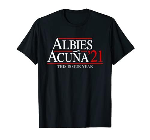 Albies Acuna 21 T-Shirt