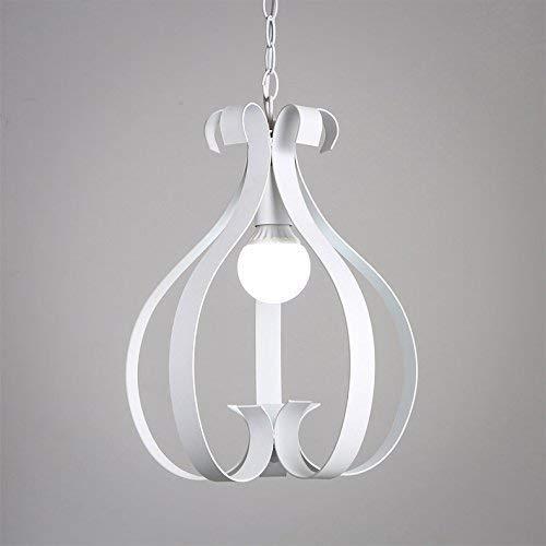 Industriële zwarte metalen hangfan 3 licht henneptouw blootgesteld hanglamp LOFT plafondlamp kroonluchter smeedijzeren lampenkap 3 koppen E27 (grootte: 2-Light)