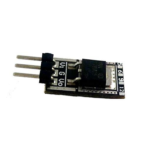 2x 78M05 7806 L7809 LM7812 dreipolige positive Regler Modul LDO-Platine 7-30V bis 5V 6V 9V 12V