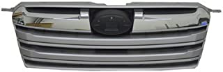 New Front Grille For 2013-2014 Subaru Outback Mid-Size Wagon Chrome Made Of ABS SU1200152