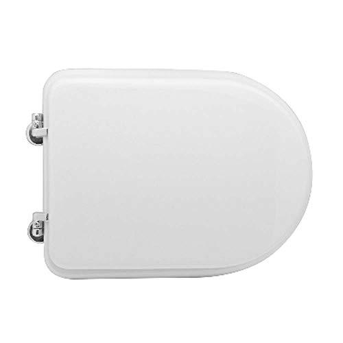 Copriwater Coprivaso Tavoletta Sedile WC per Olympia Vaso Serie 92 Bianco