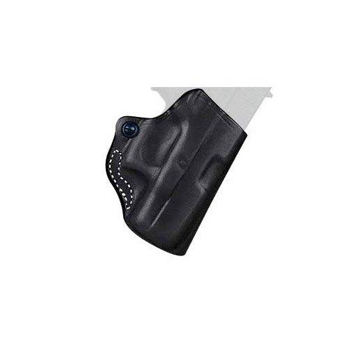 DeSantis RH Black Mini Scabbard Holster-Walther PPK PPK/s