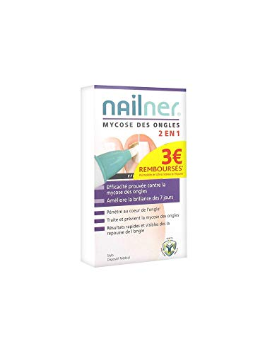 Nailner 2 in 1 5ml