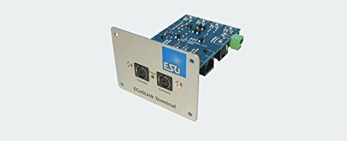 ESU 50099 ECoSlink Terminal, Verteilermodul für ECoS, CS1, CS2, mit Ka