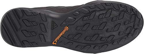 adidas outdoor Men's Terrex AX3 Hiking Boot, Black/Black/Carbon, 10 M US