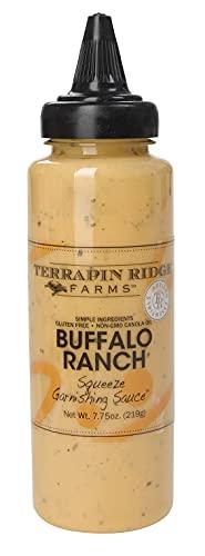 Terrapin Ridge Farms Buffalo Ranch – One 7.75 Ounce Squeeze Bottle
