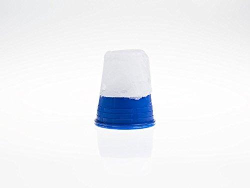 CryoCup | Eis Massagetool | Eislolly | Kältetherapieanwendung | Erste Hilfe | Kältebehandlung