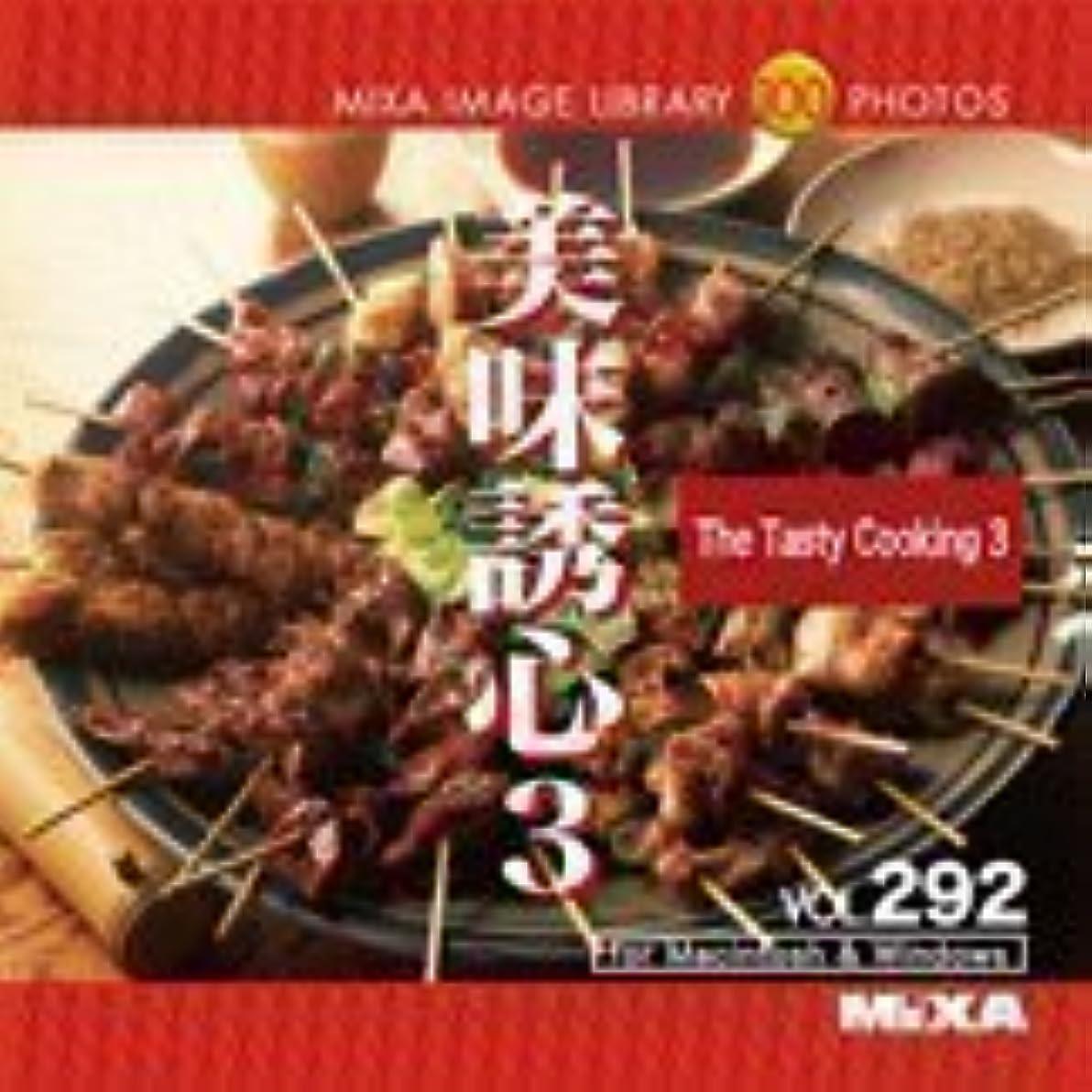 エジプト人溝ゴージャスMIXA IMAGE LIBRARY Vol.292 美味誘心3