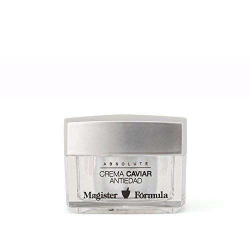 Crema de Caviar Antiedad Intensiva Absolute Luxe 50 ml | Tratamiento Antiarrugas | Factor de protección solar | Extracto de caviar 12% | Pro-retinol | Todo tipo de piel, especialmente maduras