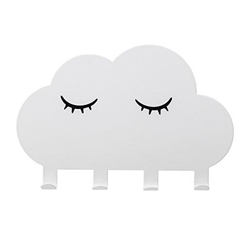 Bloomingville Garderobe Hakenleiste Wolke