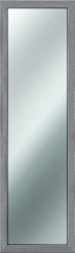 Lupia Specchio da Parete Mirror Shabby Chic 40X125 cm Colore Grigio
