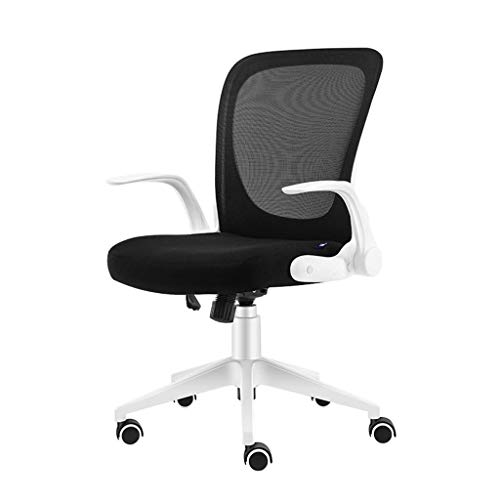 Ergonomic Office Desk Chair High Back Mesh Desk Chair with Adjustable Arm Rests Computer Chair Height Adjustable (Color : C)