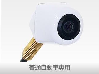 ビートソニック バックカメラ カメレオンMini 普通自動車用 [BCAM7W]