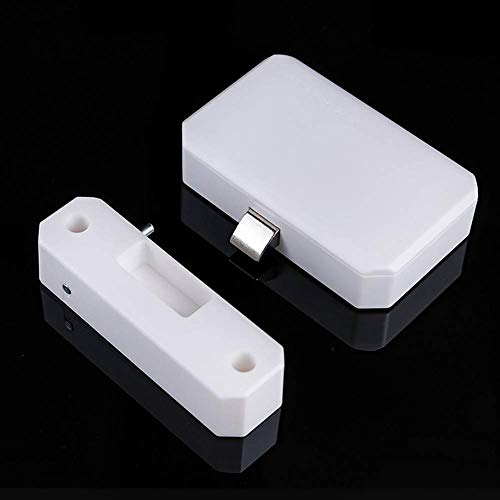 Cajón de bloqueo de oficina duradero sensor buzón de cartas armario inteligente hogar de seguridad práctico gabinete de archivo invisible electrónico