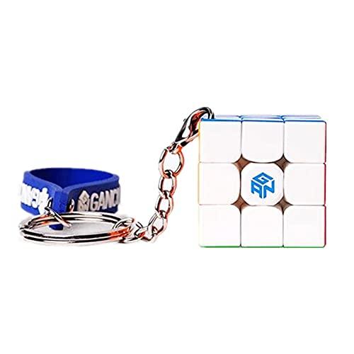 STST GAN 330 Cube 3x3 Mini Llavero Magic Puzzle Cube Toy