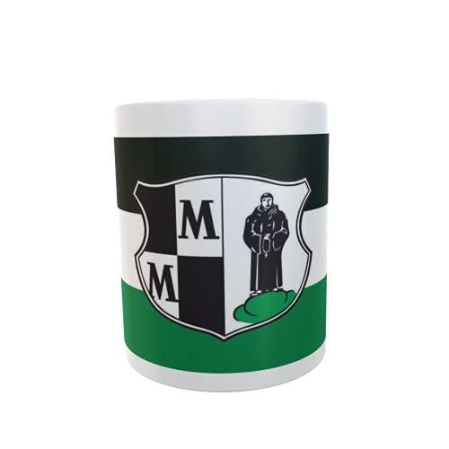 U24 Tasse Kaffeebecher Mug Cup Flagge Münchberg