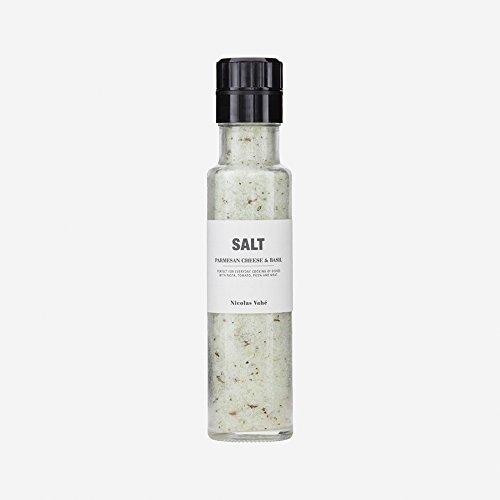 Nicolas Vahé Parmesankäse & Basilikum, Salz, 320 g