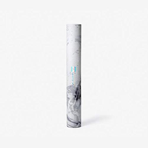 JWGD Yoga Mat Suede Femme 3 mm Caoutchouc Naturel Tapis de Yoga Sweat antidérapante Couverture d